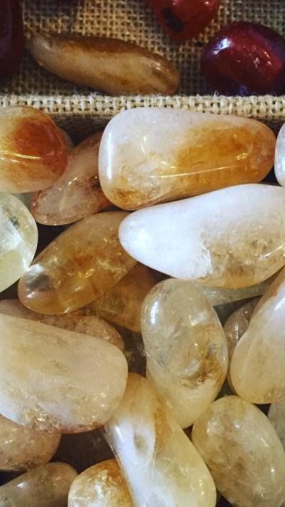 Crystal Tumble Stones