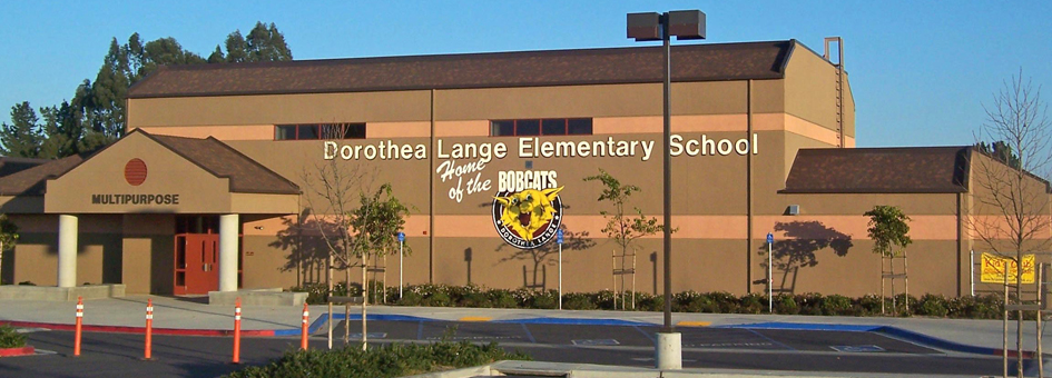 Dorothea Lange Elementary School  Earth Systems
