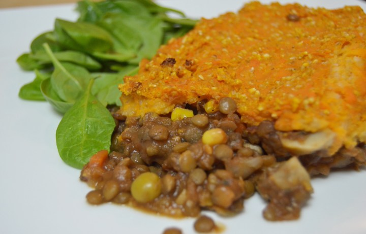 Lentils the worlds healthiest foods lobster house for Lobster shepherd s pie