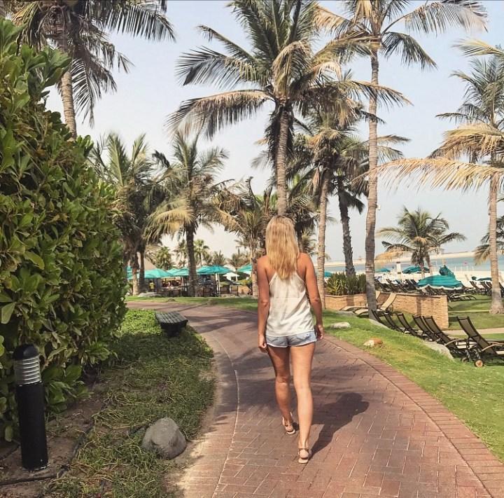 Jebel Ali Beach Resort: Dubai