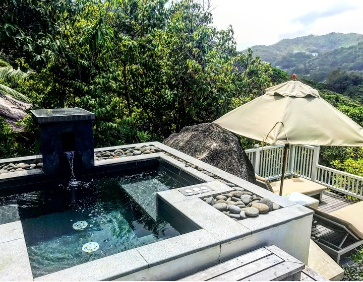 Banyan Tree Resort: Seychelles