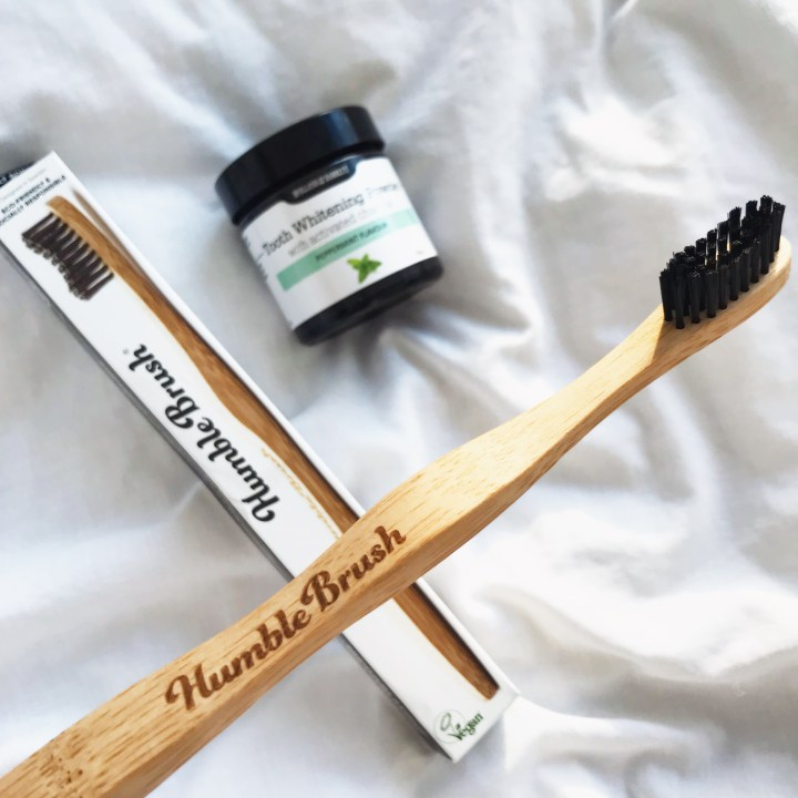 Humble Bamboo Toothbrush: The Plastic Toothbrush Alternative