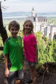Picnic Spot Neuschwanstein