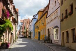 Pretty Rothenburg