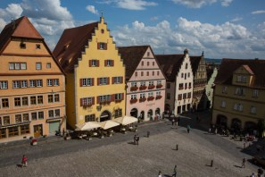 Rothenburg High View