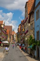 Rothenburg Street View