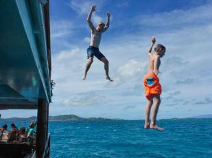 Tim Tyler Jumping Cloud 9