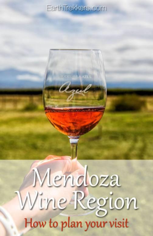 Wine Tasting Mendoza Wine Region