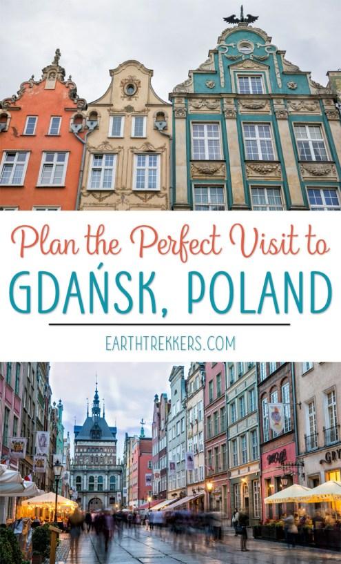 Gdansk Poland Travel Guide