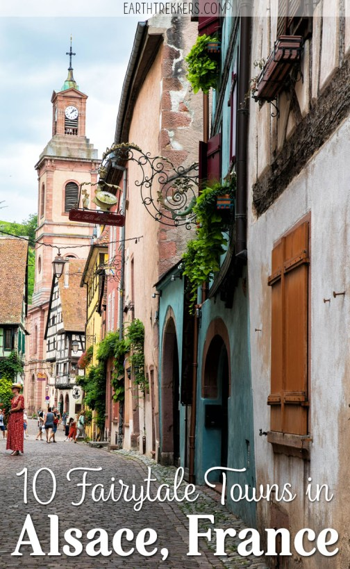 Alsace France Best Towns to Visit
