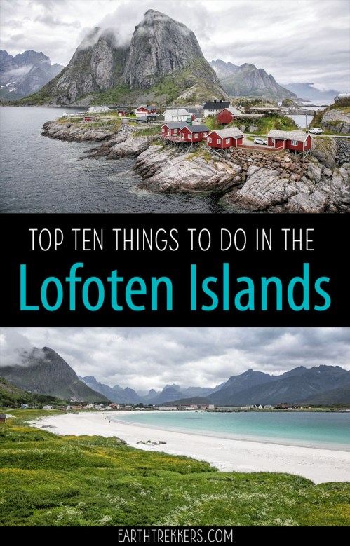 Best Things to do Lofoten Norway