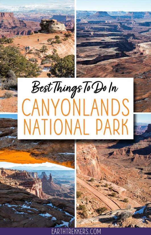Best Things to do in Canyonlands