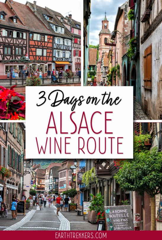 3 Days Alsace Region France Itinerary