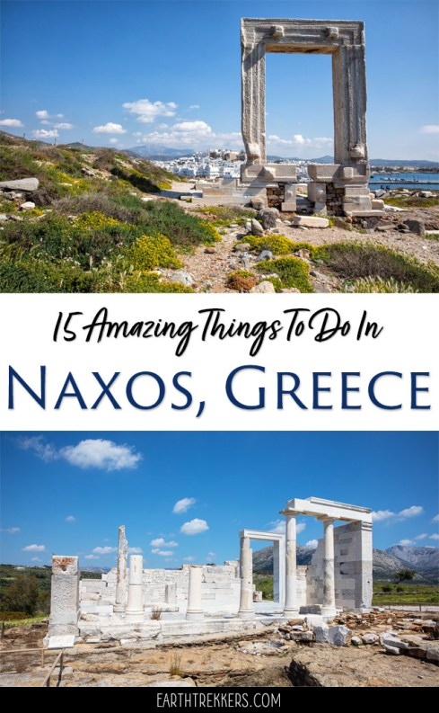 Naxos Greece Best Things To Do