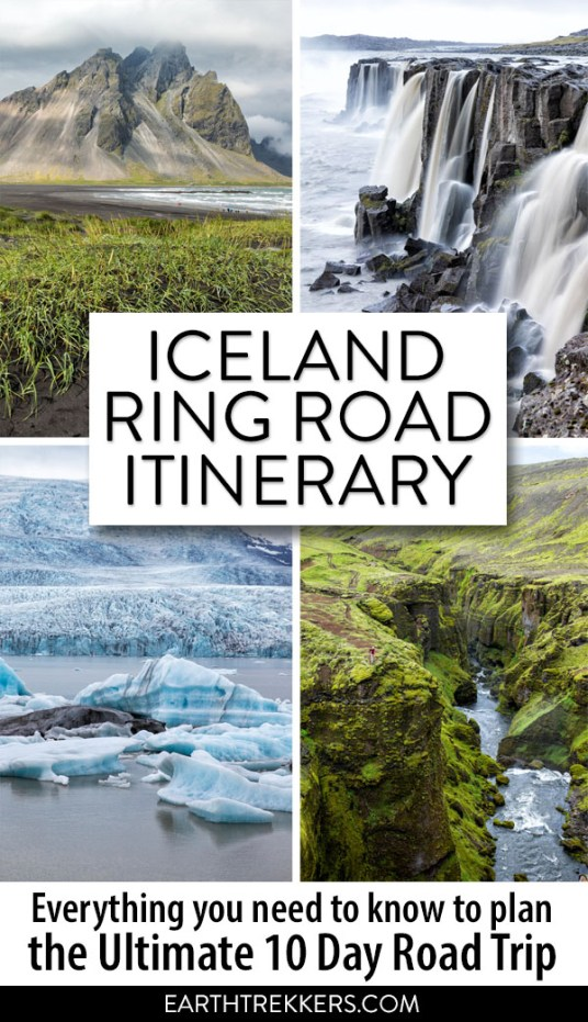 Ring Road Itinerary Iceland Travel Guide