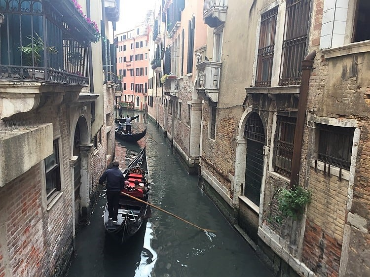 venice canals are a must-see if you travel northern italy