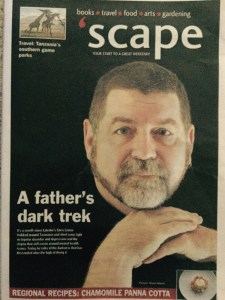The Founder: C. Neil Linton featured in the SCAPE magazine.