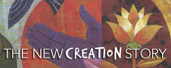 The New Creation Story by Andrew Beath