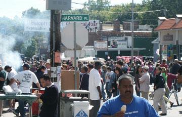 2004 Westcott Cultural Fair, E. Syracuse, NY