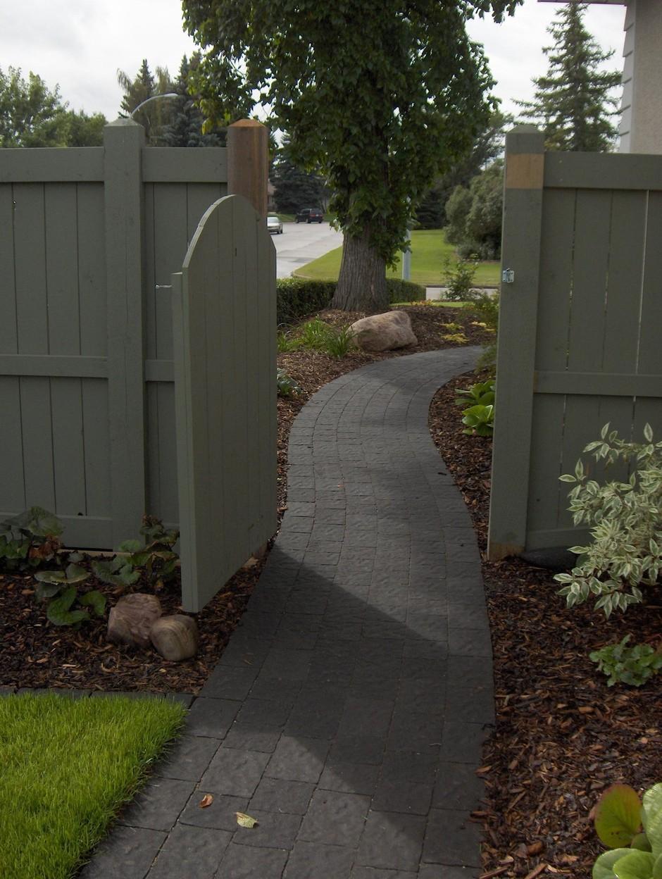 Bungalow Landscaping Earthworm Landscape Design Co