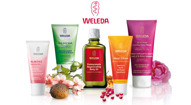 Well Done Weleda!