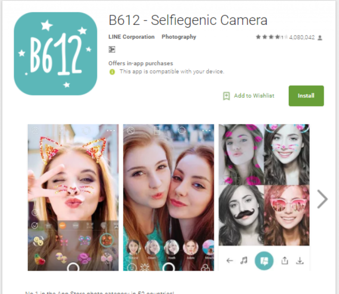 Top 5 Best Android Apps For The Selfie Lovers To Take Selfie