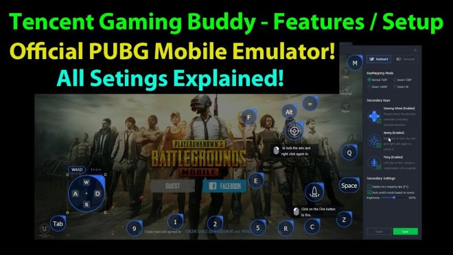 can we play pubg mobile on pc | best emulator download