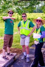 2017 Recycled Runway Staff and Volunteers 1