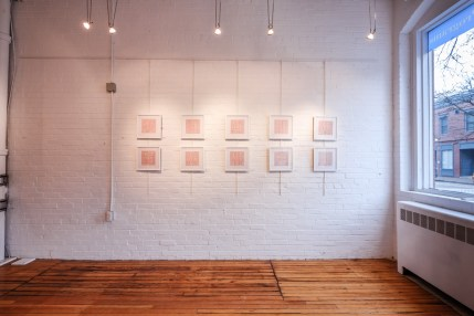 Anna Warfield Use Your Tongue Exhibition Photos-6