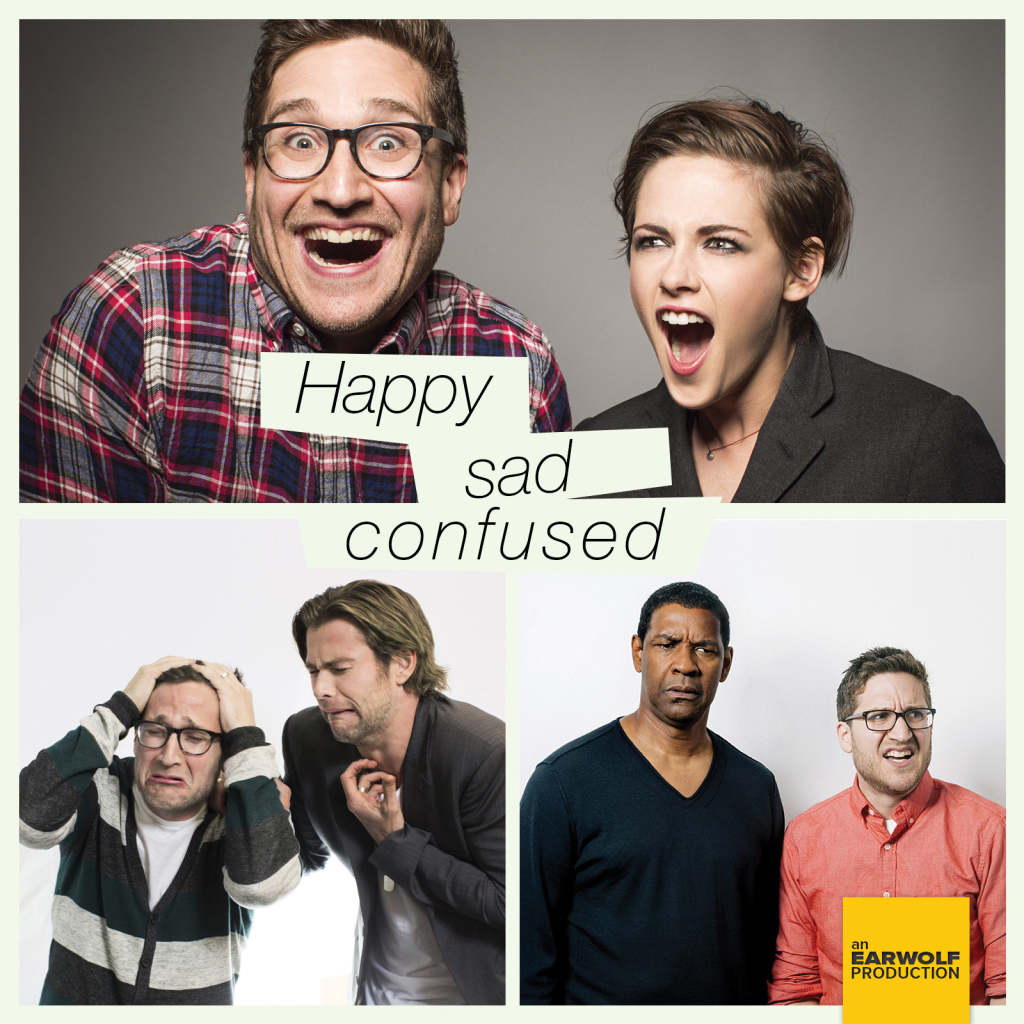 Happy Sad Confused Podcast On Earwolf