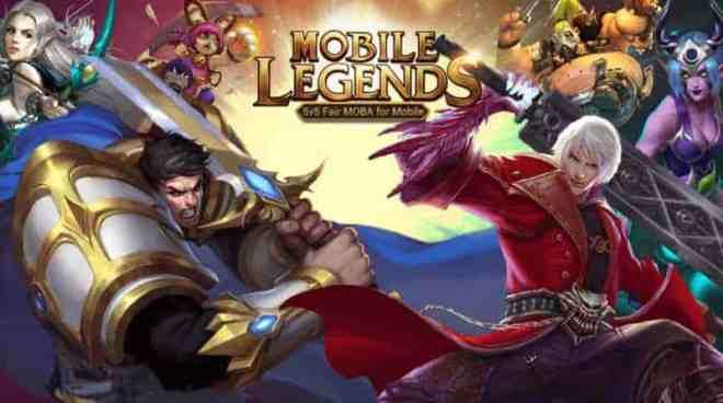 como descargar mobile legends apk - servidores privados y