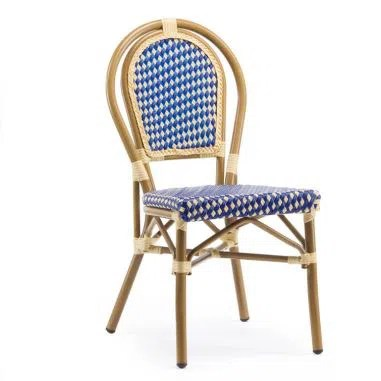 blue bistro chairs desks and french chair manufacturers buy wholesale for outdoor dining set