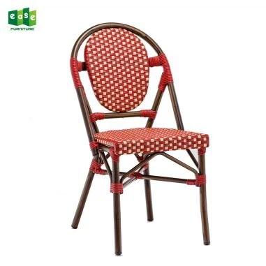 Silla de Bistro francs silla de la tela silla de la