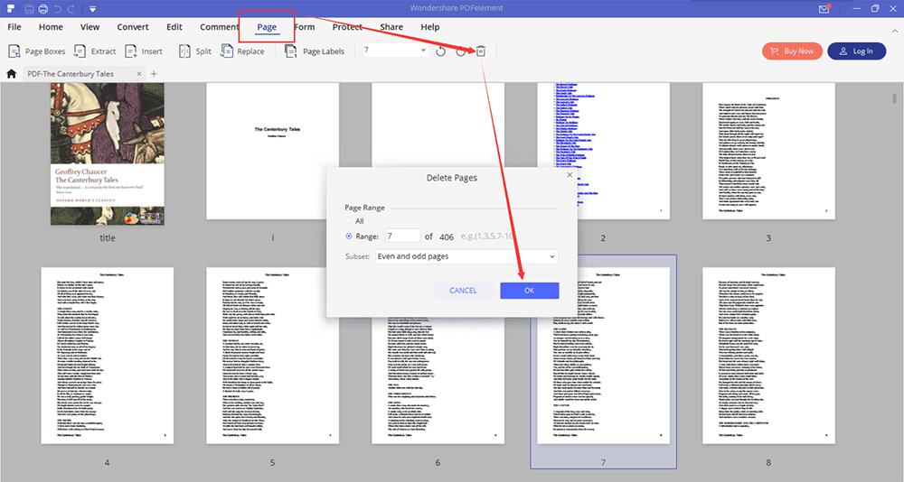 如何有效,輕鬆,免費地刪除PDFPages