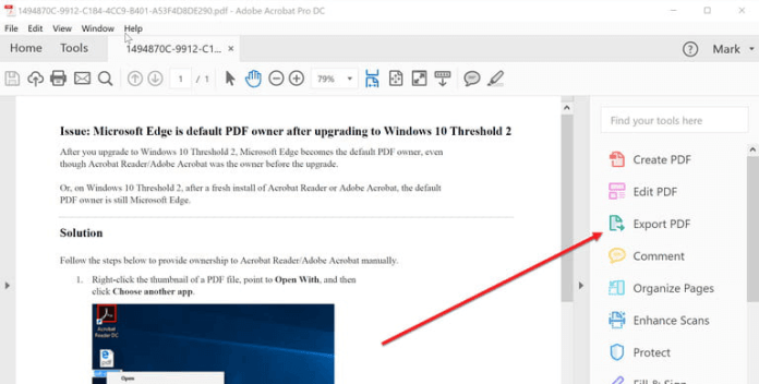 6 Best Ways How To Convert Pdf To Word For Free Step By Step