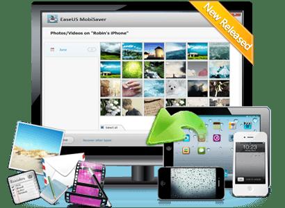 mobisaver bg EaseUS MobiSaver: Recuperare Foto, Contatti e altri dati persi dalliPhone [Windows App]