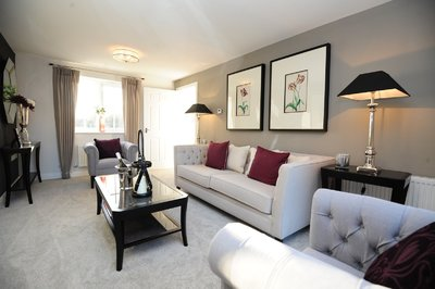 Explore the stunning new showhomes at Kings Manor  Easier