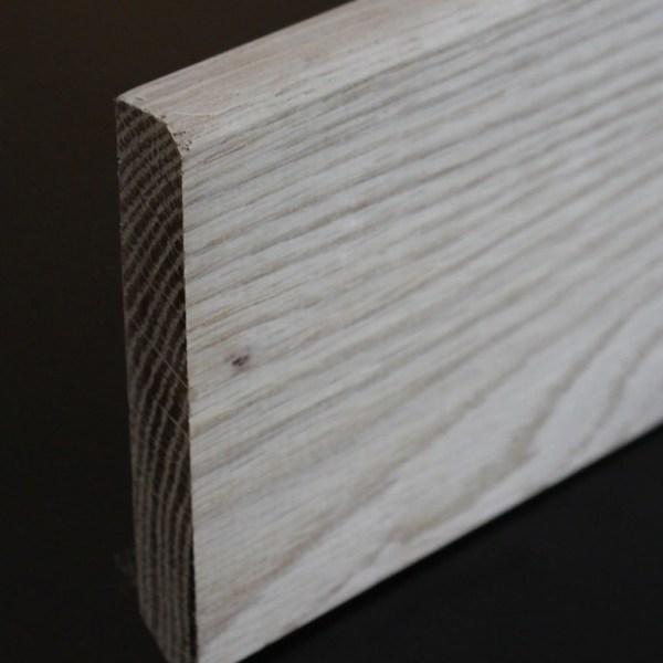 plinthe bois arrondi 16 x 98 mm