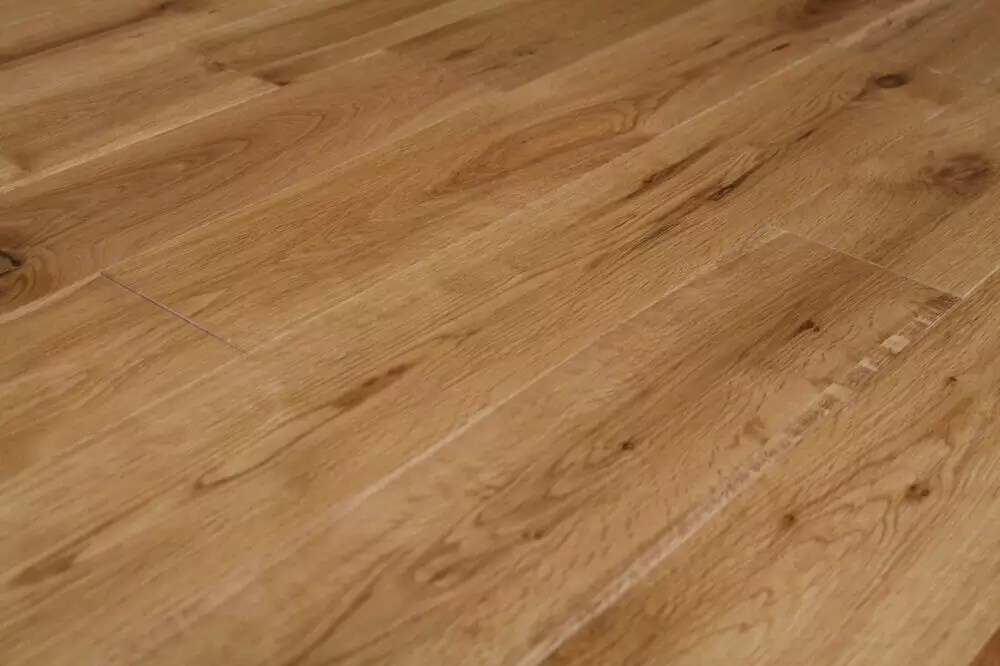 parquet chene naturel clipsable