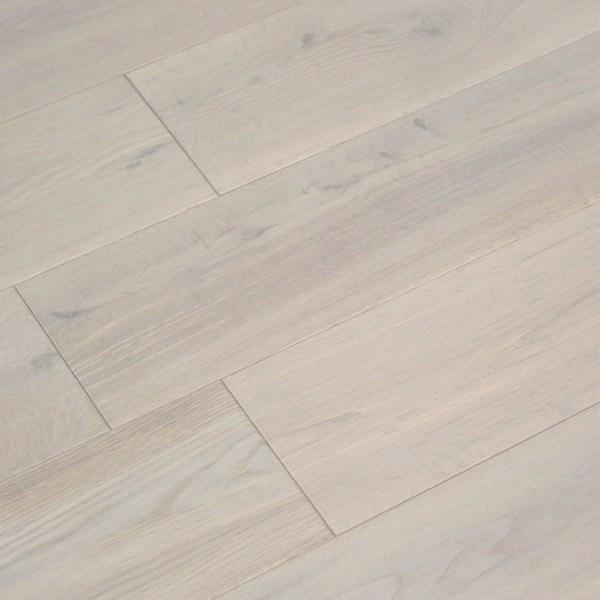 parquet chene massif blanchi