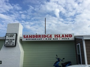 Sandbridge Island Cafe