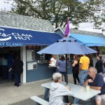 Order window - Bob's Clam Hut