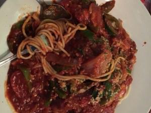 Freddie's Special Spaghetti
