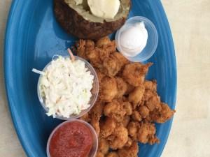 Jacks Fried shrimp