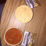 Lobster Bisque and Seafood Stew - Eastwind Café, Cape Cod