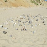 Marconi Beach, Rock collection