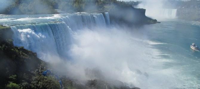 Fallin' in Love with Niagara Falls