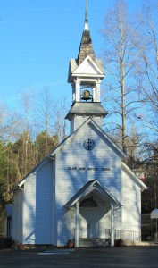 Baptist Church near Norris Dam