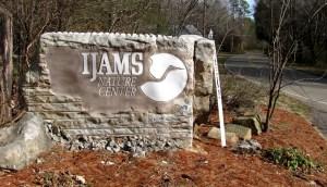 Ijams entrance