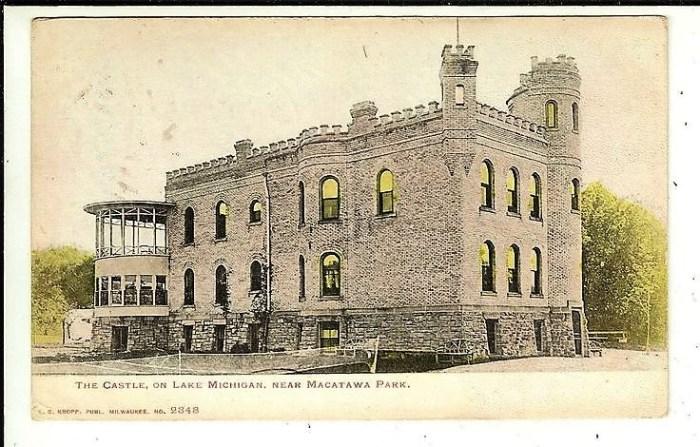 The Castle in earlier times